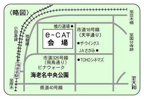 Ecatmap